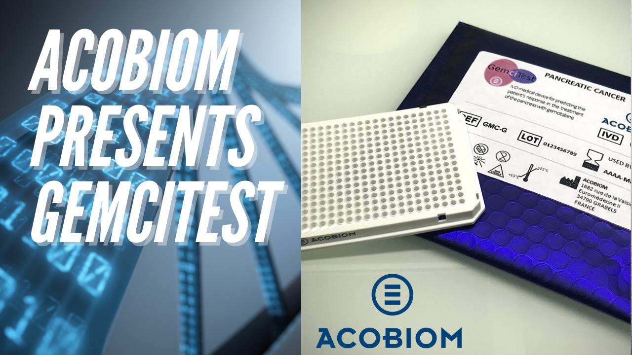 Acobiom Presents Gemcitest